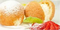 Cara Membuat Es Krim Vanilla Goreng