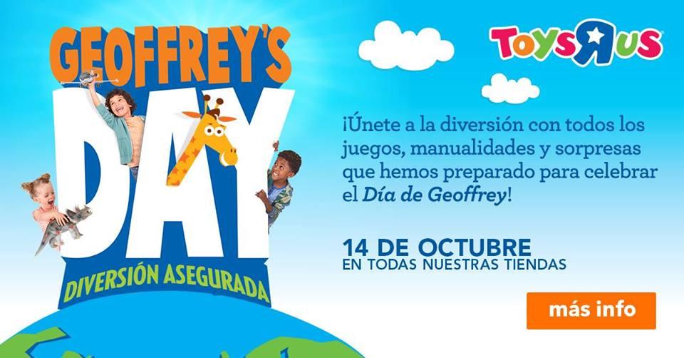 Toysrus Manualidades.Yopaseo Geoffrey S Day En Toys R Us El Paseo