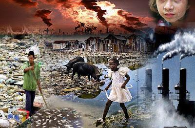 Consecuencias de la destrucción del Medio Ambiente