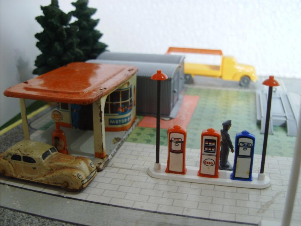 Meine Wikinger: Modell-Spielwelt, fast wie im Original...