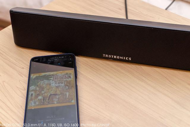 【TaoTronics TT-SK028】デュアルスピーカーで音場の広く、迫力の重低音サウンドを手軽に体感。ホームシアターにも欲しいサウンドバーTaoTronics TT-SK028レビュー