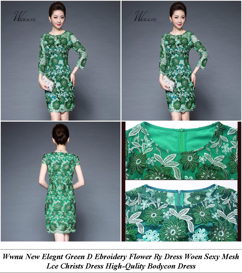 Retro Clothing Shop - Online In India - Lack Long Dress Canada