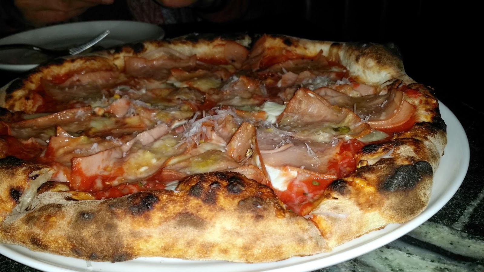 Pizza Quixote: Review: Wm. Mulherin\'s Sons - Philadelphia, PA