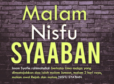 Malam Nisfu Syaaban Allah Mendengar Doa Kita Tanpa Hijab