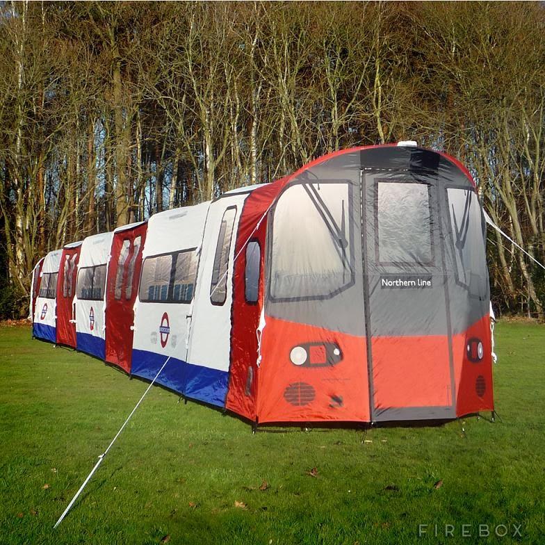 North Gear Camping Trekker Waterproof  Man  Room Tent