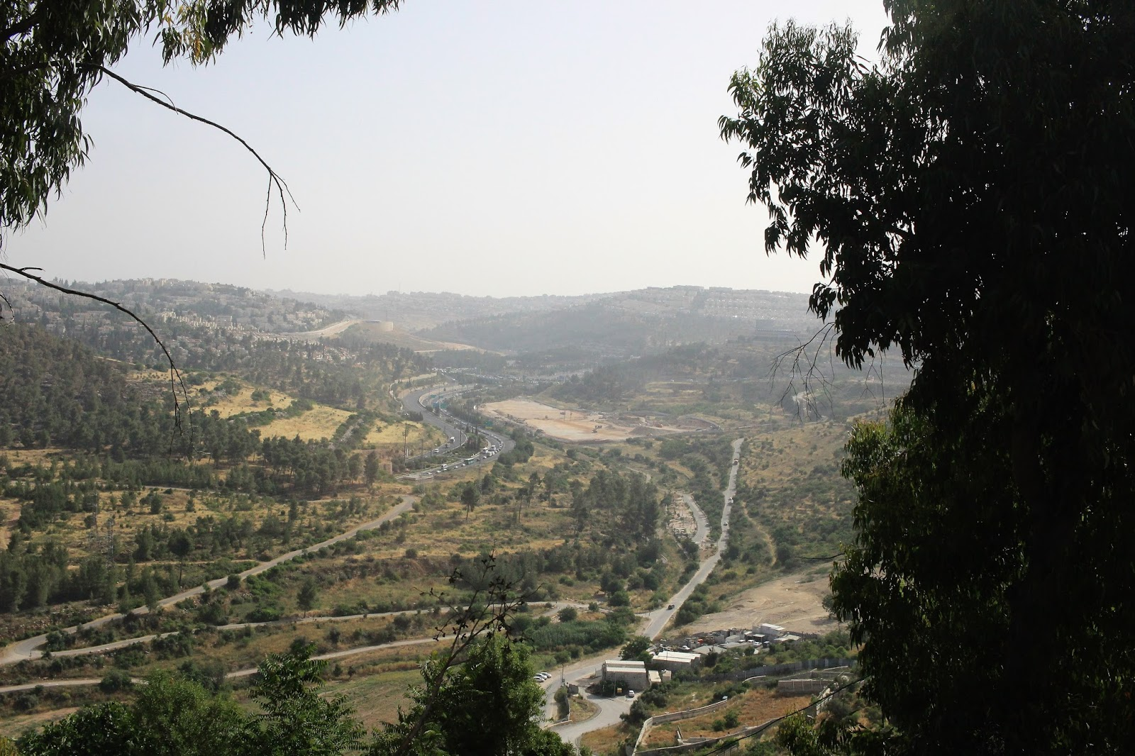 Beth Shemesh Judah: The View From My Chair: Israel 2016, Day 11