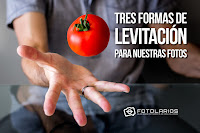 Tres formas de levitación