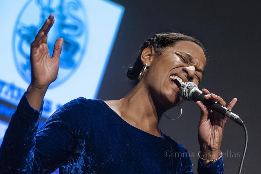 Mathilde Toussaint (Auditori Vinseum, Vilafranca del Penedès, 9-4-2016)