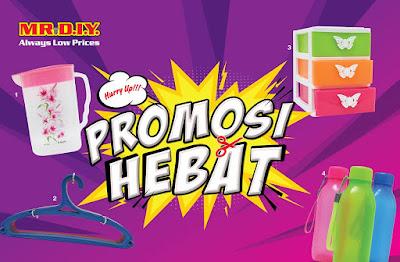 MR DIY Promotion Catalogue