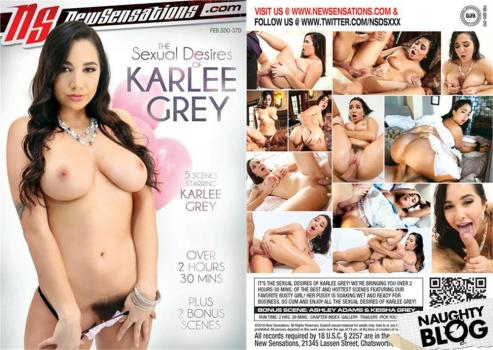 The Sexual Desires Of Karlee Grey