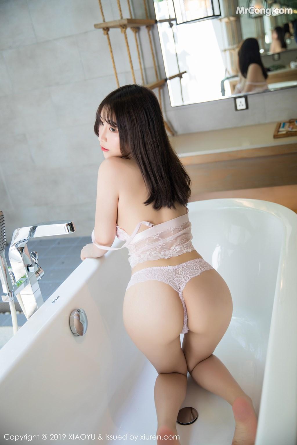 Image XiaoYu-Vol.147-Cherry-MrCong.com-049 in post XiaoYu Vol.147: 绯月樱-Cherry (66 ảnh)