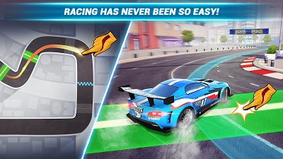 Ridge Racer Draw And Drift APK Unlimited Money