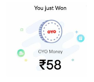 OYO Shake And Win Contest