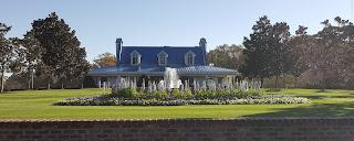 True Blue Golf Clubhouse