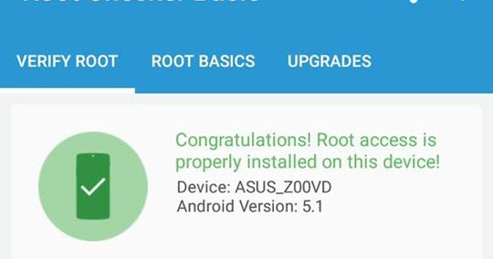 How To Root ASUS ZenFone Go ZC500TG via TWRP ~ Asus Zenfone