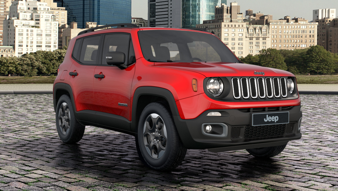 lanzamiento jeep renegade sport plus 1 8 m t autoblog uruguay. Black Bedroom Furniture Sets. Home Design Ideas