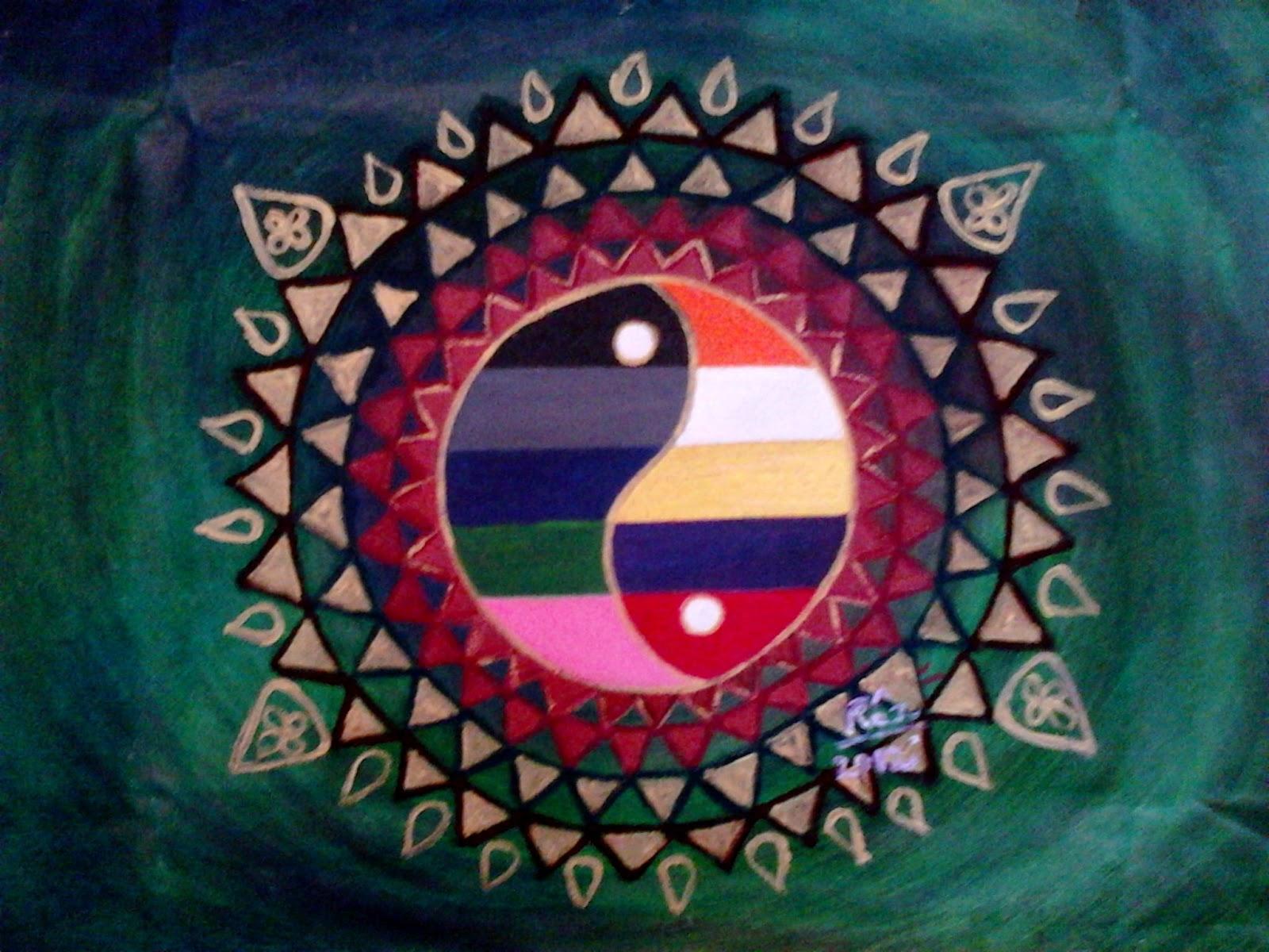 Symbolic Abstract Art
