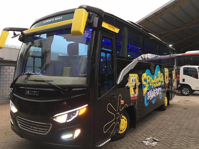 Rental Bus Wisata Lagoi Bintan