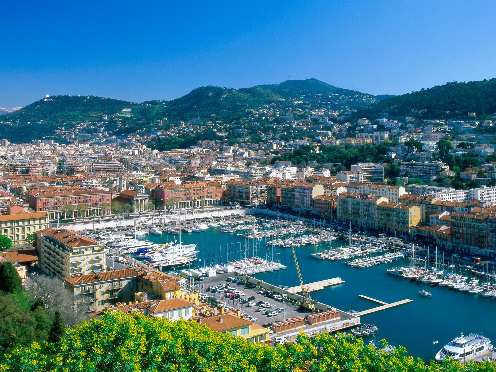 TOP WORLD TRAVEL DESTINATIONS: Nice, France
