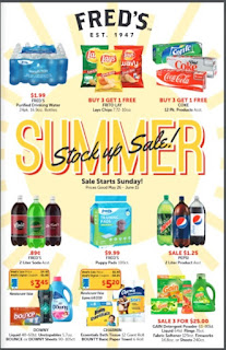 ⭐ Freds Ad 5/26/19 ✅ Freds Weekly Ad May 26 2019