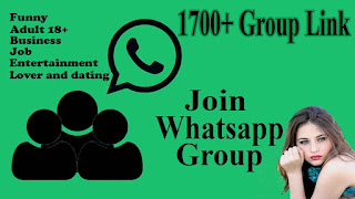 1700+ Whatsapp Group Links , Join Whatsapp Group In 2018