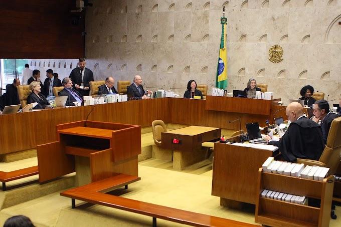 STF: Tem maioria a favor da criminalização da homofobia.
