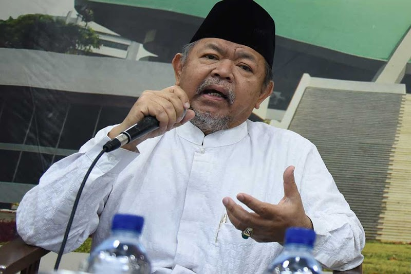 Innalillahi, Prof. Dr. KH. Ali Mustofa Yaqub Wafat