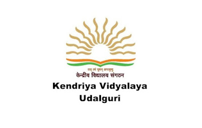 Kendriya Vidyalaya, Udalguri is in preparation of Panel for Contractual Teachers for the below mentioned posts in the session 2019-20.