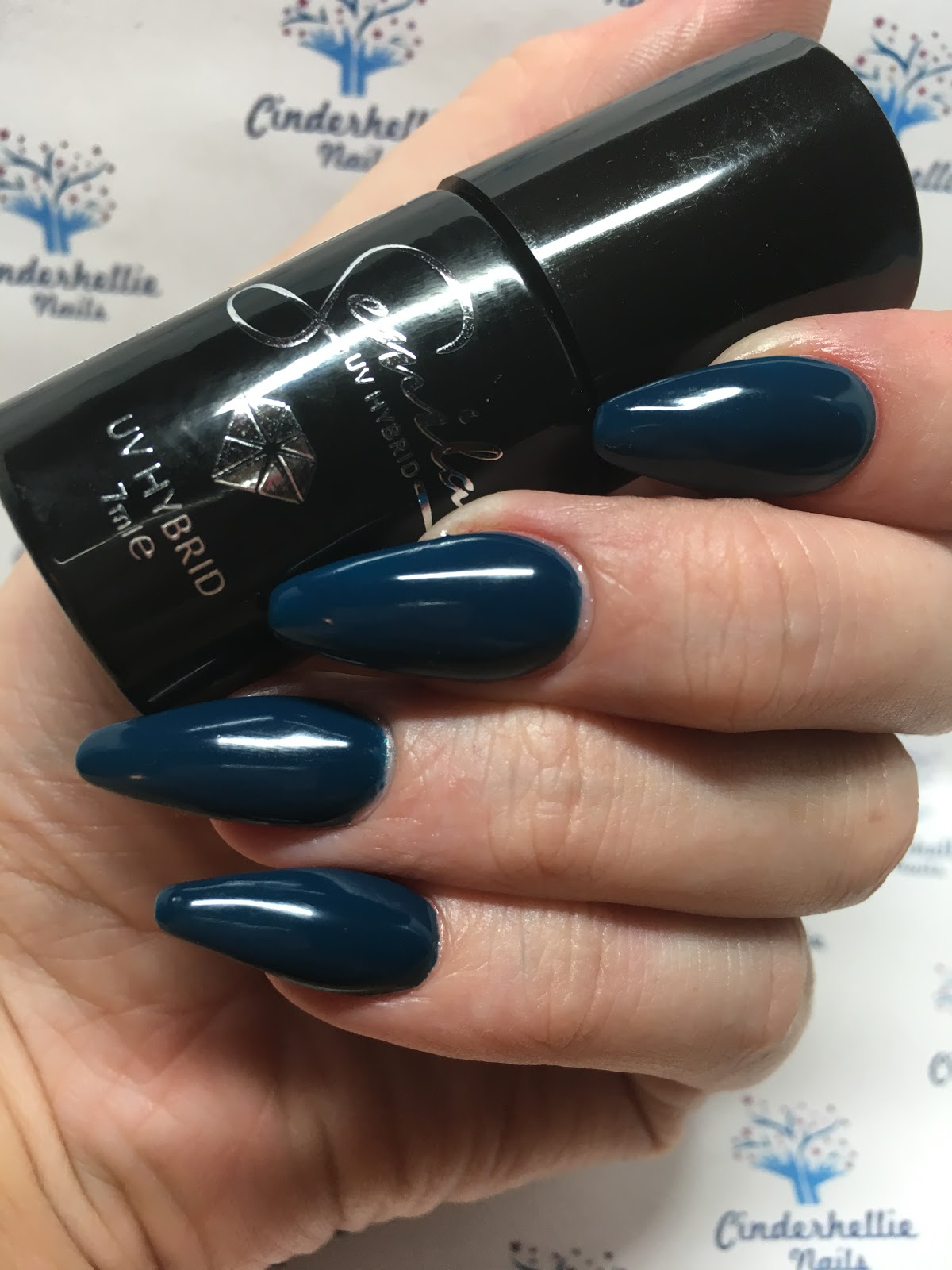 Semilac Hybrid Gel Polish Swatches and Review