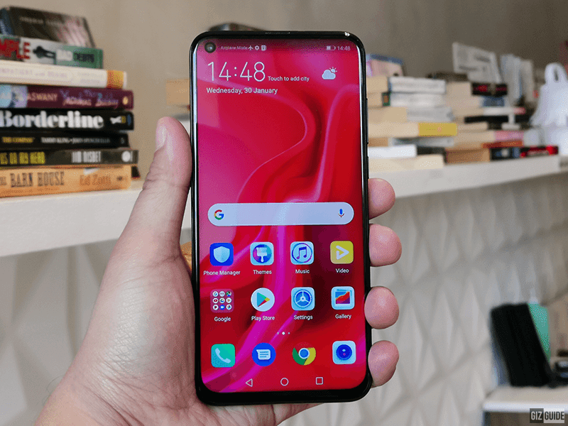 Huawei Nova 4 Unboxing and First Impressions