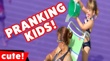 Funniest Kid Pranks Compilation February 2017