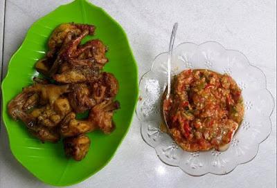 Resep Ayam Goreng Madu Sambal Blimbing yang Lezat di Lidah