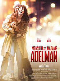 Monsieur & Madame Adelman 2017 Legendado
