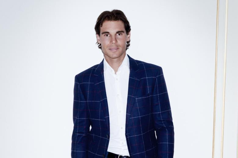 Rafaholics Com Interview Rafa Nadal Gets Fashion Advise From Mom