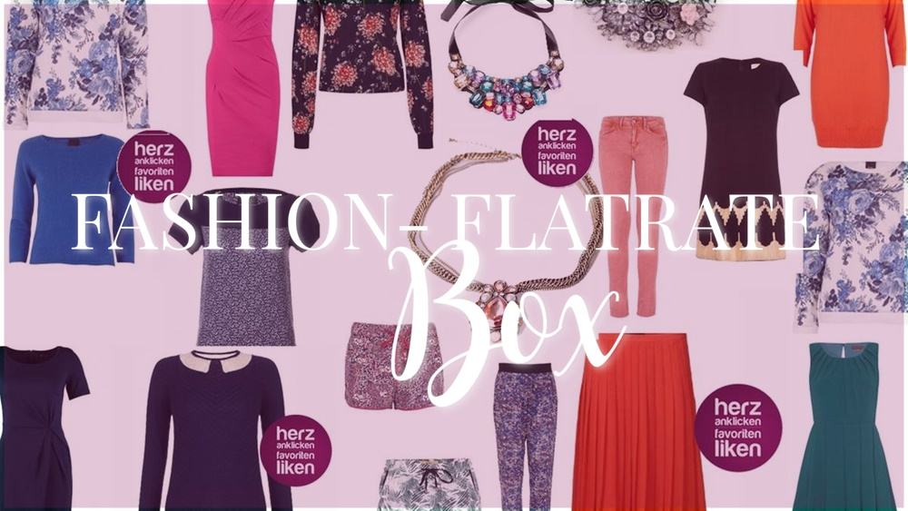 myonbelle Fashion-Flatrate Box - fashion & accessoires