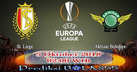 Prediksi Bola855 St. Liege vs Akhisar Belediye 5 Oktober 2018