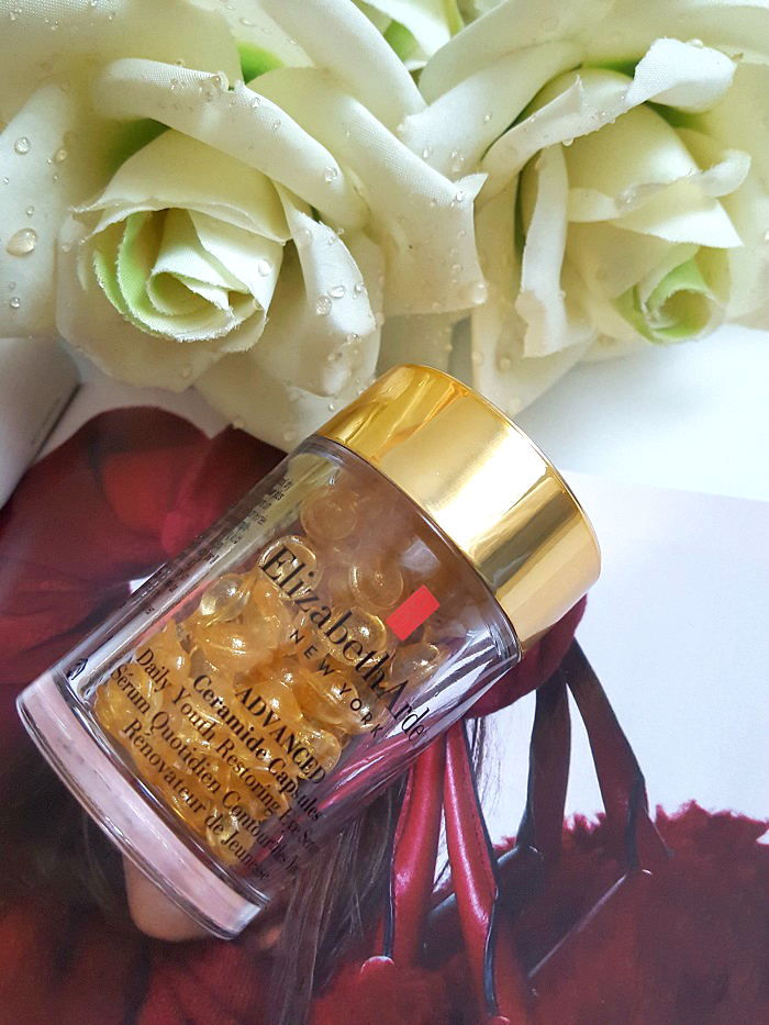 Review: Elizabeth Arden - Advanced Ceramide Capsules Eyes 5