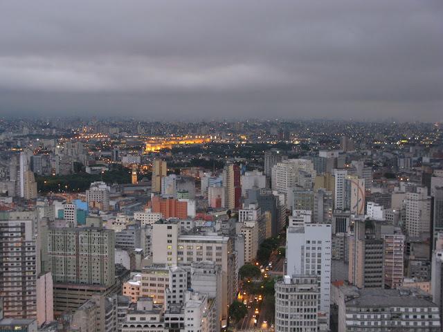Edificio Italia - Sao Paulo - Brazil