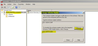 Active Directory interview question and answers-schema transfer