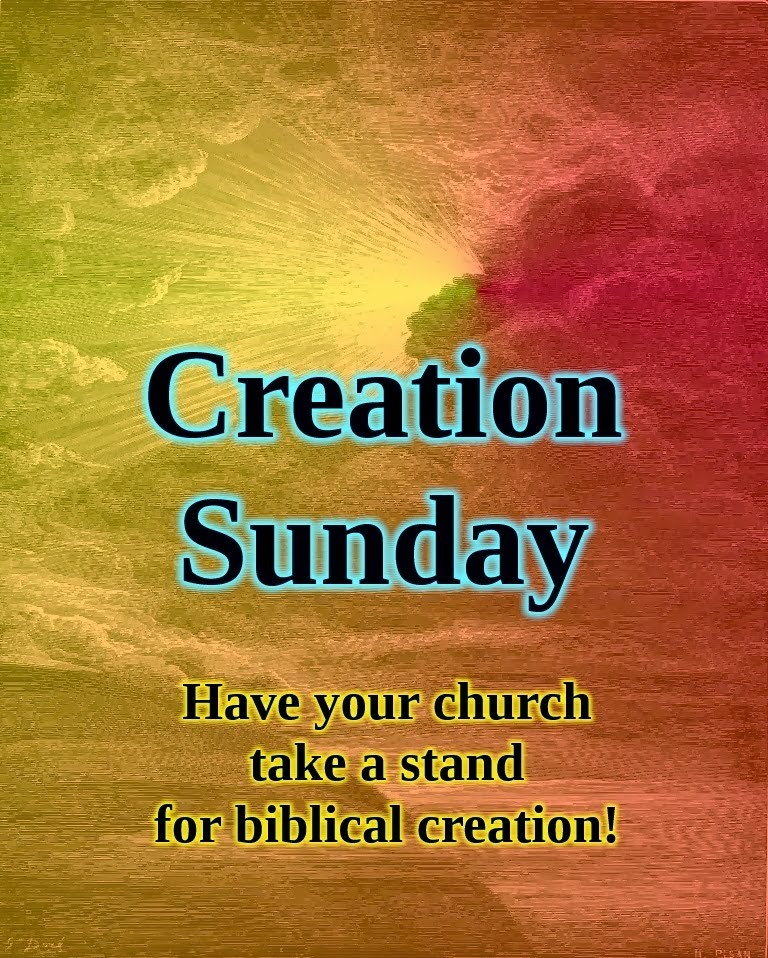 For Creation Sunday, an article about how atheists and evolutionists are determined to silence biblical creationists. What's wrong with them, anyway?