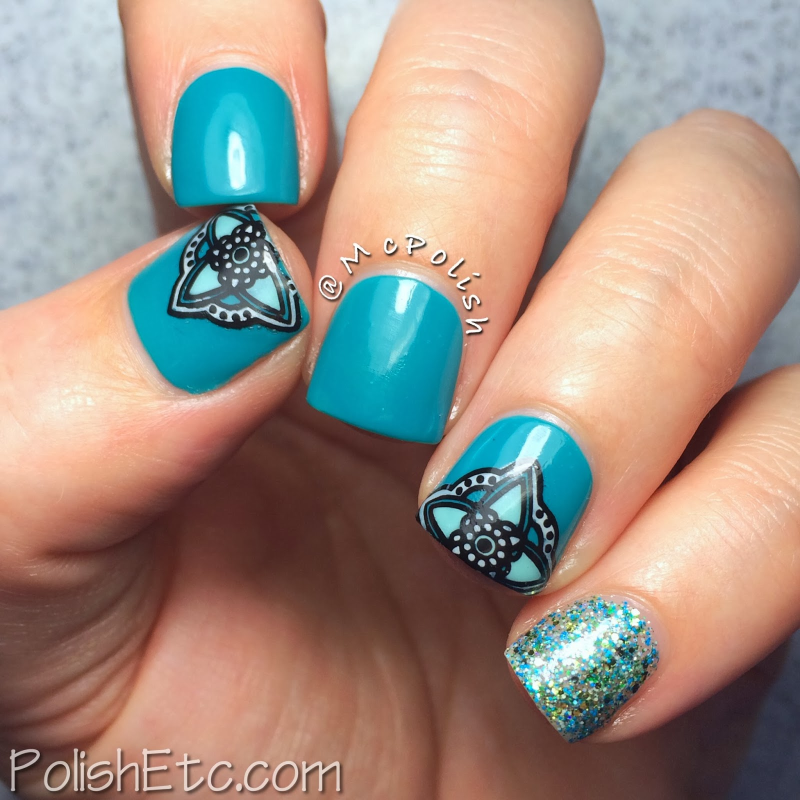 McPolish advanced stamping