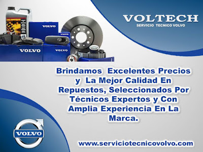 Su8ministro de Repuestos Volvo en Voltech