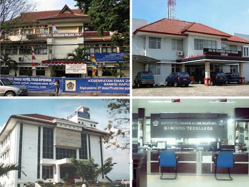 Alamat Kantor Layanan Pajak di Bandung