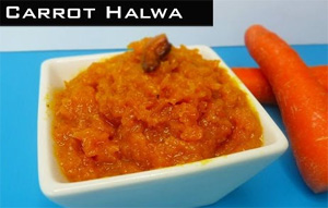 Carrot halwa in tamil |Deeps tamil kitchen video recipe