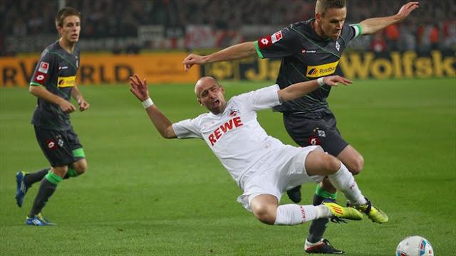 FC Koln vs Borussia Monchengladbach