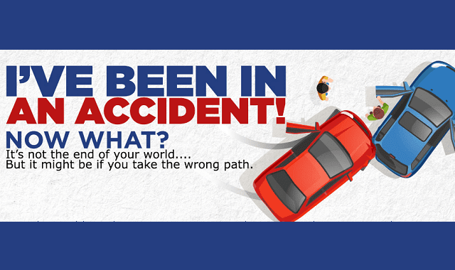 I Have Been in an Accident! Now What?