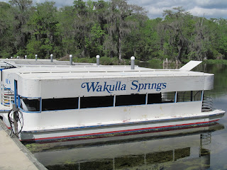 Boat Tour  Wakulla Springs Florida our outdoor travel stories