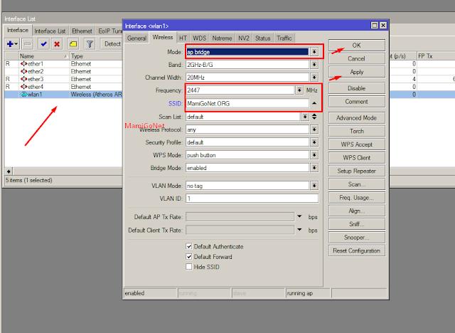Cara Membuat Hotspot Login Di Mikrotik RB941 2nD