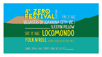 4th ZERO Festival   Ziros Lake   Filippiada