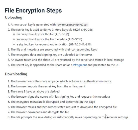 Firefox Send - Dịch vụ truyền file mã hóa miễn phí chính thức được phát hành - CyberSec365.org